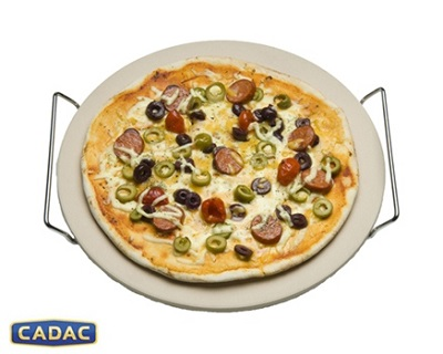 CADAC Pizza steen
