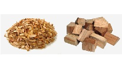 Rookhout snippers en Rookmot