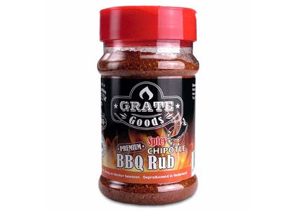 Grate Goods Rub Spicy